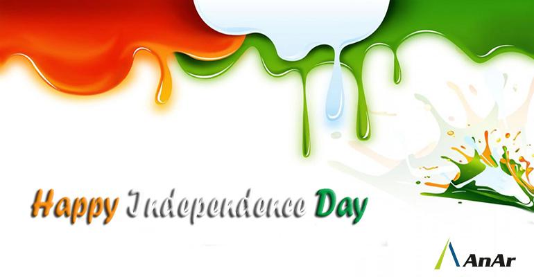 independence day celebration at AnAr