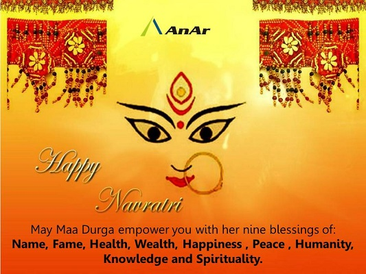 Navratri special image for celebrating Navratri festival