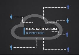 Using Azure Storage in ASP.NET Core
