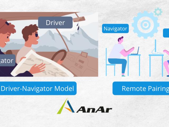 Pair Programming - Driver Navigator
